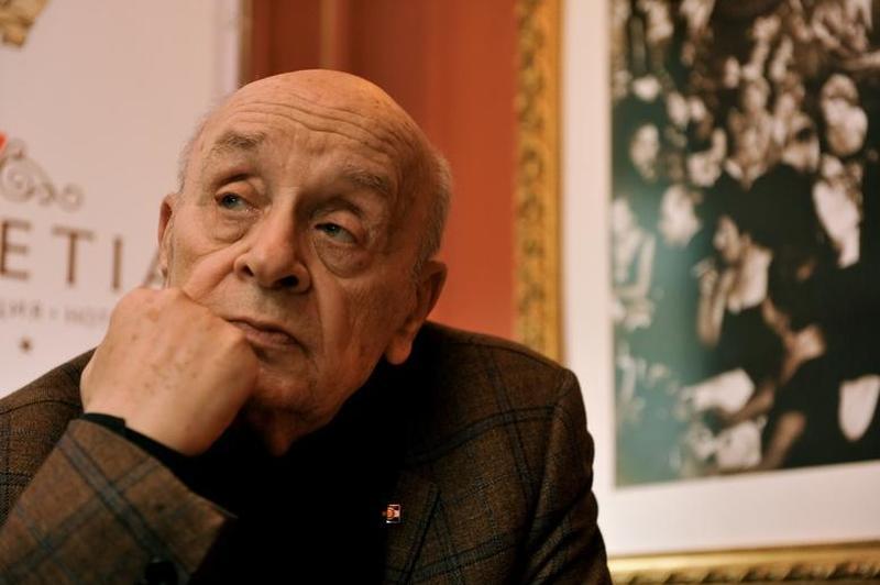 Умер известный актер Леонид Броневой