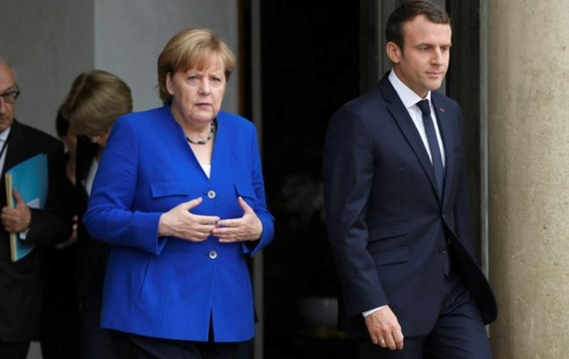 Меркель и Макрон планируют к марту утвердить общее предложение по реформе Евросоюза