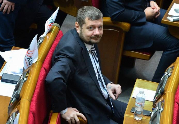НАБУ проводит обыски у помощников нардепа Мосийчука