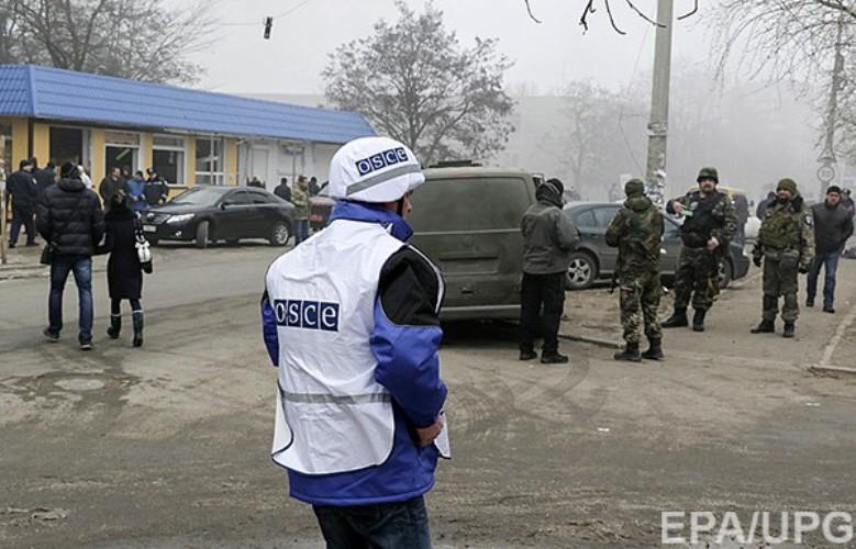ОБСЕ: МинобороныРФ отзывает сДонбасса собственных офицеров изСЦКК