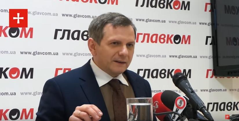 Более 50% украинской экономики находится в тени, — Устенко