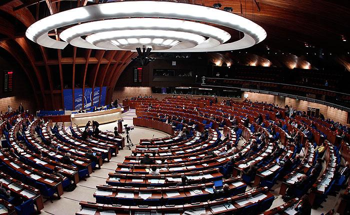 ПАСЕ рассмотрит проект резолюции по ситуации на востоке Украины и в Крыму