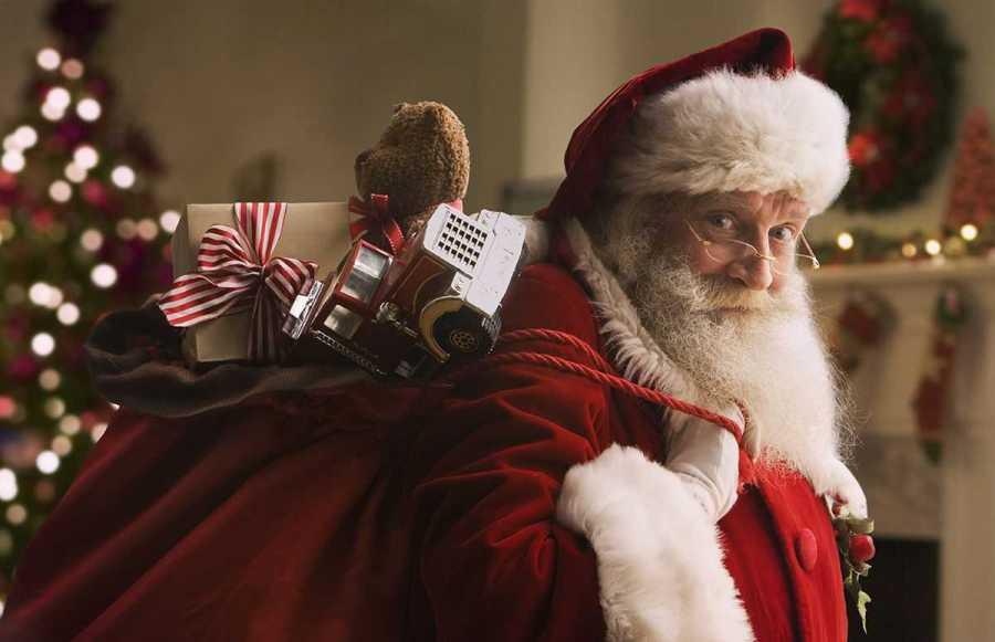 Ученые выяснили, от чего зависит вера детей в Санта-Клауса