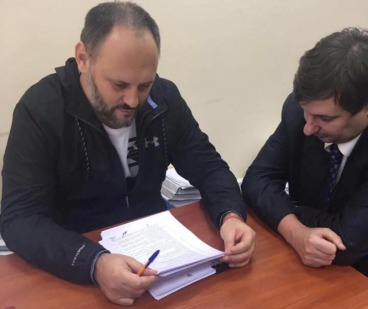 Генпрокуратура направила в суд дело Каськива
