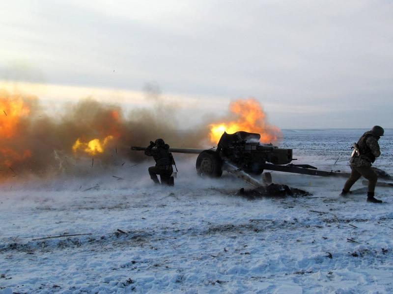 Российские оккупанты запугивают население ОРДЛО «новогодним наступлением ВСУ», — ИС