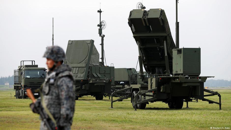 Япония увеличит оборонный бюджет дорекордного уровня