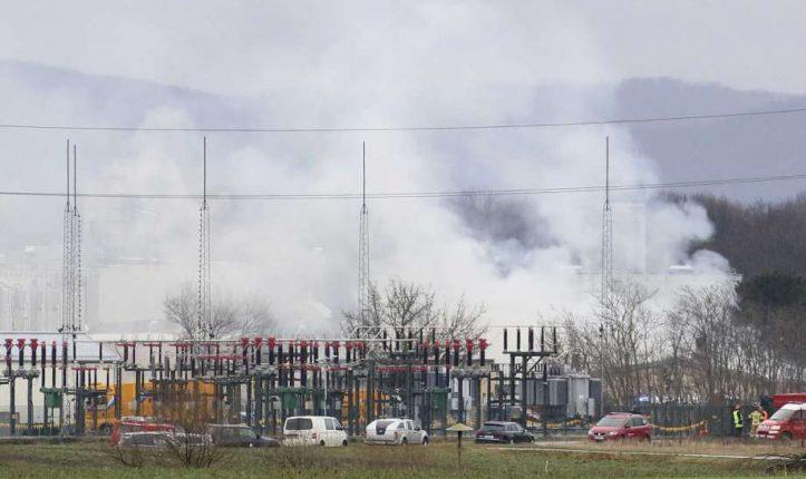 Полиция назвала причину взрыва на газовом хабе в Австрии