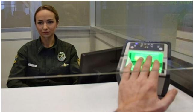 Биометрический контроль для россиян не затронет крымчан