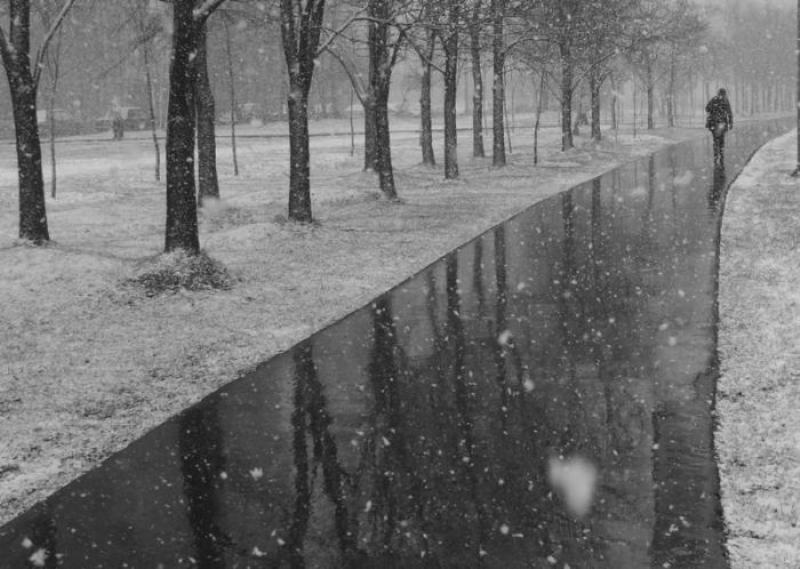 В Украине на выходных потеплеет, будет снег с дождем