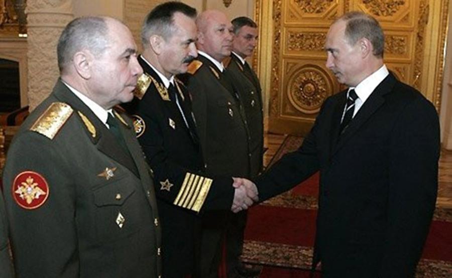 Российский генерал Ткачев отрицает причастность к катастрофе Boeing МН17
