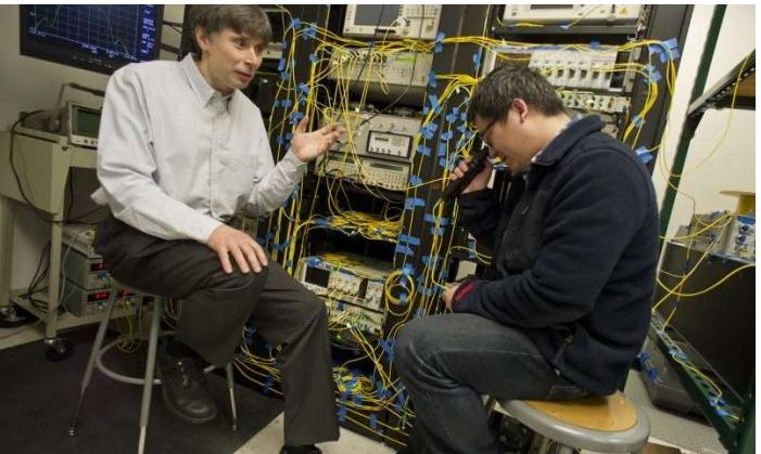 Ученые нашли способ повысить скорость интернета до 1000 ГБ без удорожания услуг