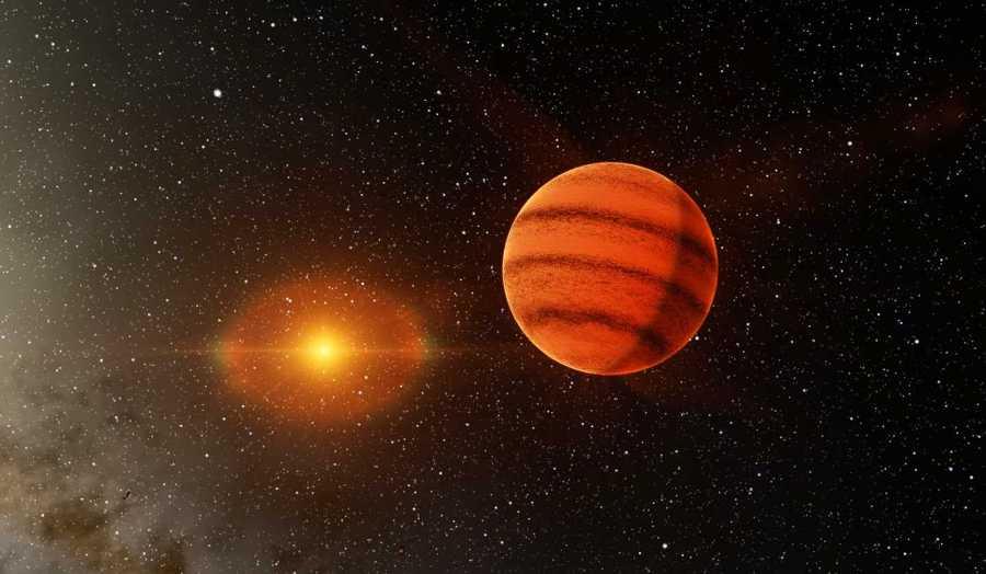 Возле Млечного Пути нашли звезду-рекордсменку