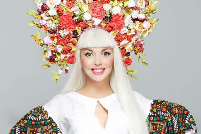 Ольга Полякова одевала кокошник для украинцев, которые любили Россию