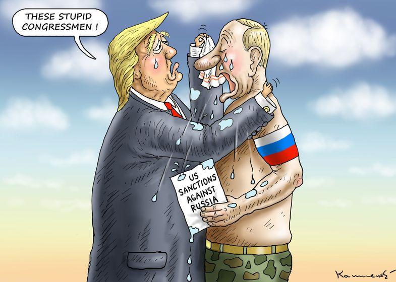 Почему санкции США не страшны РФ сегодня, но ужасны в перспективе