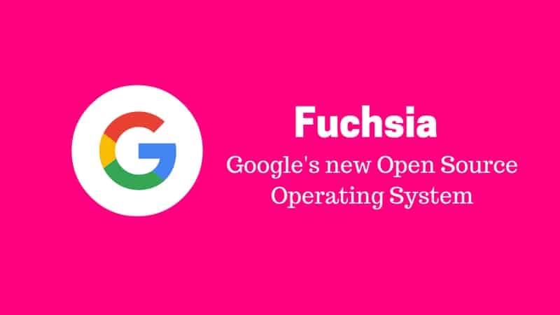 Новая операционная система от Google может заменить Android