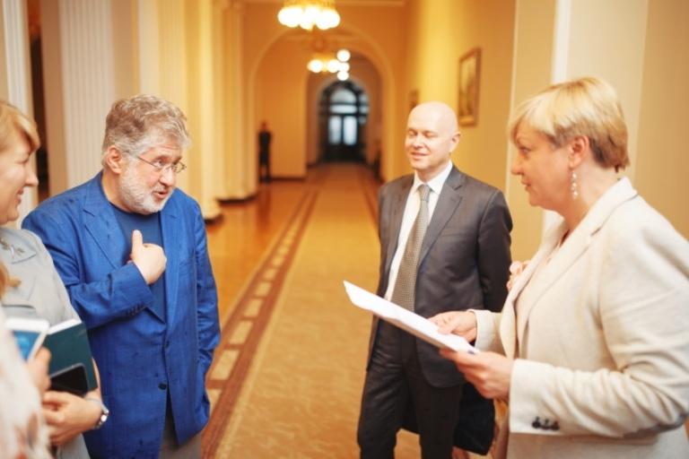 Гонтарева: Коломойский понял, что со мной связываться плохо