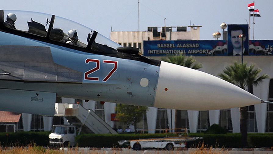 В Сирии на базе Хмеймим уничтожены семь российских самолетов