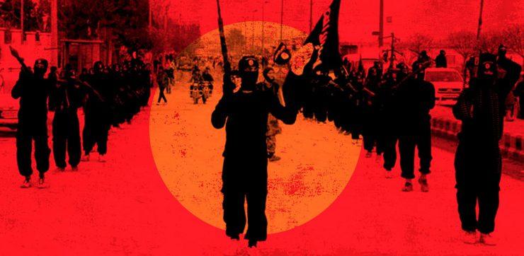 Коалиция уничтожила «штаб-квартиру» ИГ в Сирии