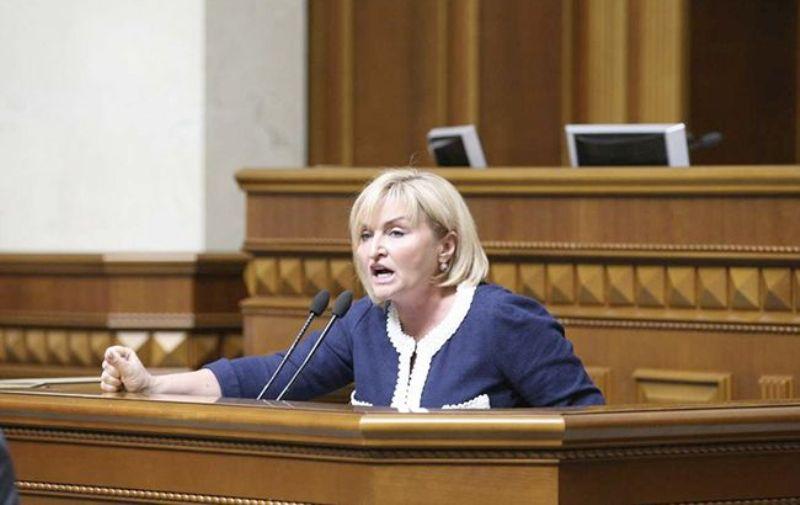 Луценко уверена в поддержке кандидатуры Смолия на пост главы НБУ