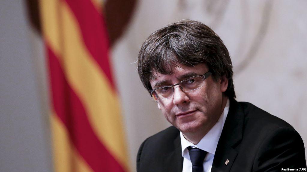 Сепаратисты Каталонии хотят переизбрать Пучдемона президентом региона