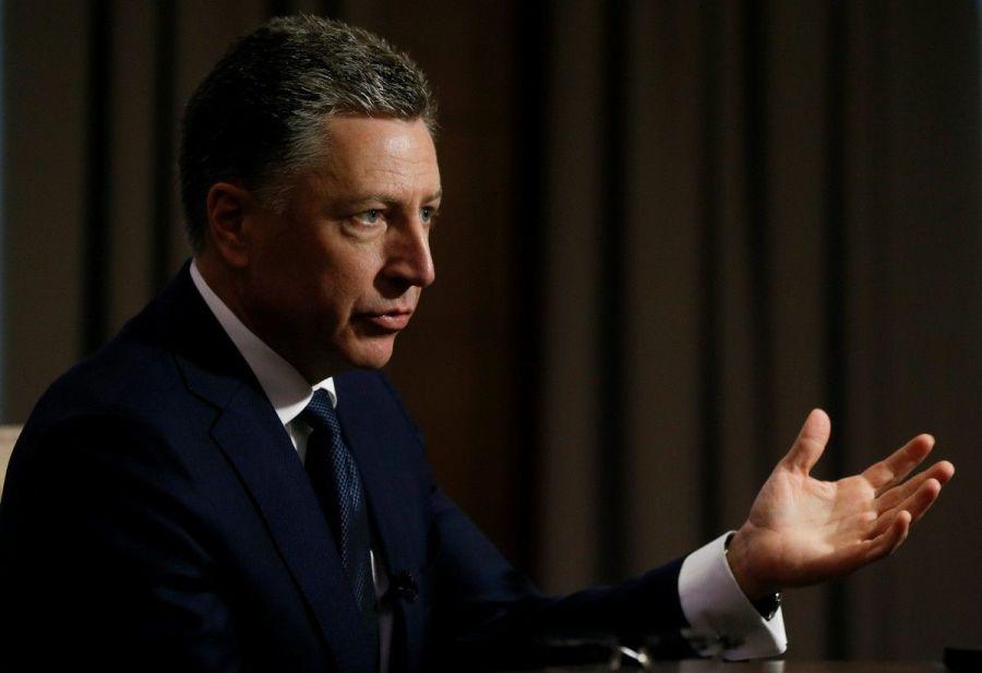 Курт Волкер раскритиковал российский проект миссии ООН на Донбассе