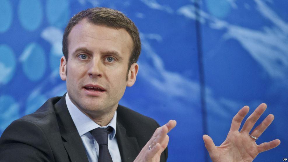 Макрон обещает закрыть все ТЭЦ на угле во Франции