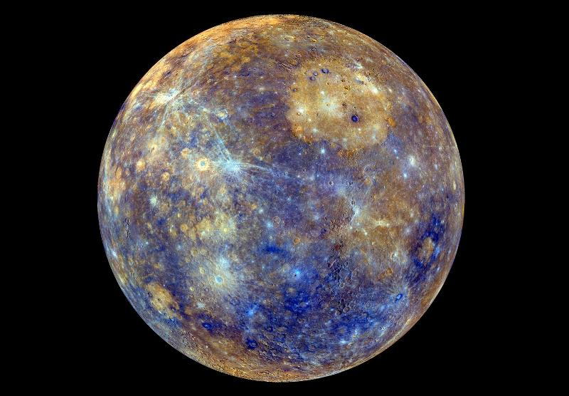 Меркурий помог НАСА выяснить, с какой скоростью «худеет» Солнце