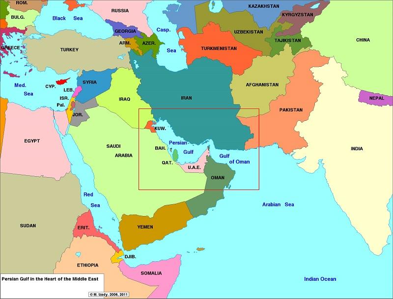 Близький Схід 2018: конфронтація чи деескалація