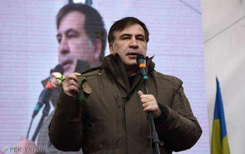 Саакашвили приговорили заочно к трем годам тюрьмы за превышение полномочий на посту президента Грузии