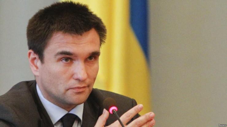 Санкции США постепенно охватывают всех оккупантов, — Климкин