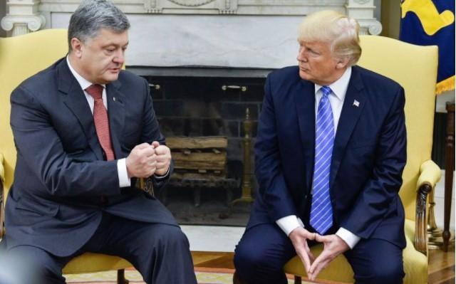 Порошенко проведет встречу с Трампом в Давосе, — Климкин