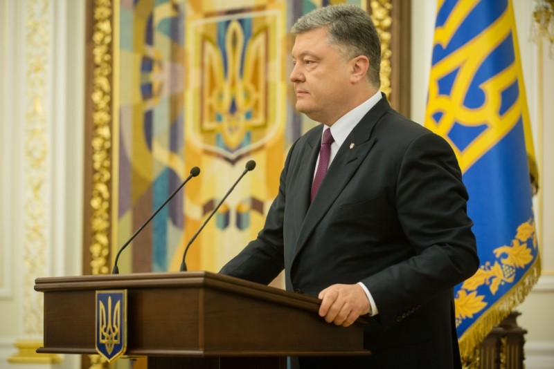 Порошенко рассказал, когда примет решение об участии в президентских выборах