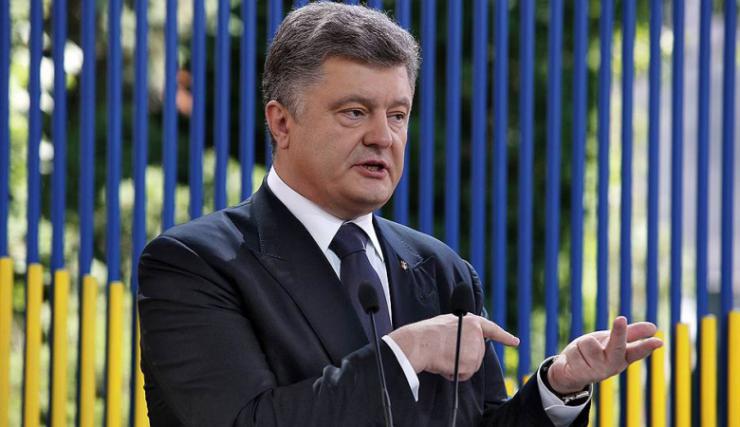Порошенко надеется, что миротворческая миссия ООН на Донбассе заработает в этом году