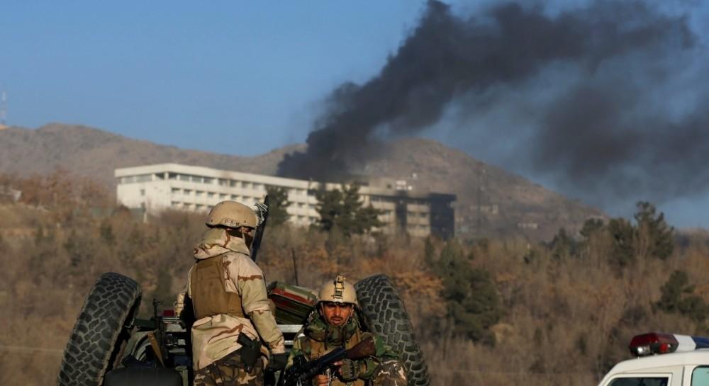 Девять украинцев погибли из-за теракта в Кабуле