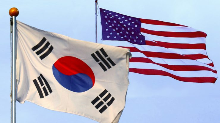 США и Южная Корея остановят военные учения на время Олимпиады