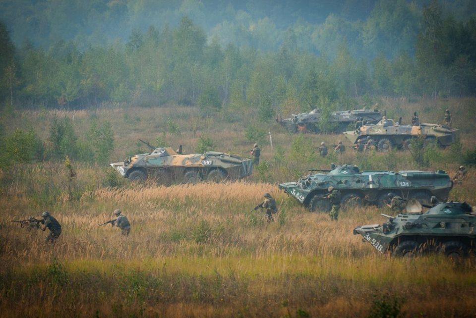 Іноземні військові консультанти працюють з ВСУ безпосередньо на передовій