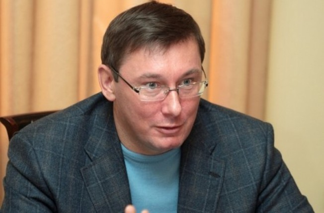 Луценко назвал ошибкой «дискуссию с НАБУ»