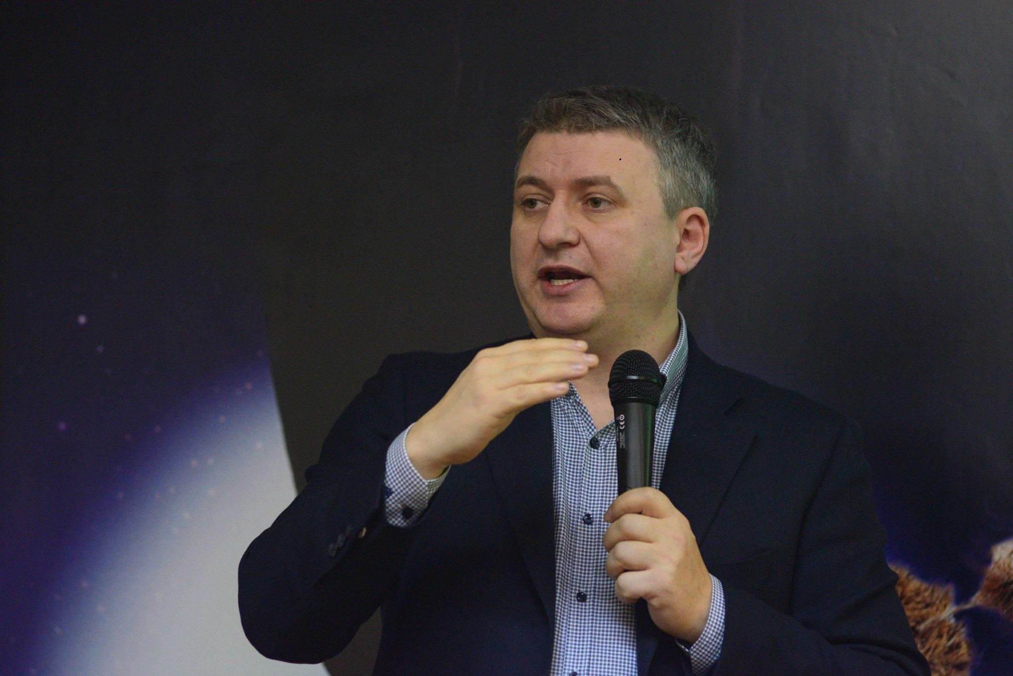 Юрий Романенко: Украина должна сбросить балласт, иначе ее ждут тяжелые времена