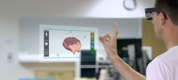 AR-технология позволит заглянуть под кожу пациента без операции