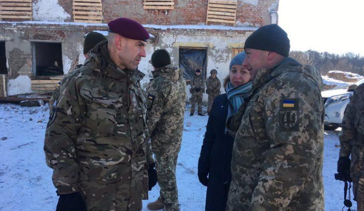 Британские инструкторы подготовили уже 7 тысяч украинских военных, — посол