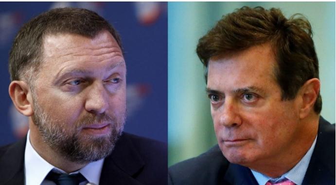Дерипаска судится с Манафортом за 20 миллионов долларов инвестированных в Украине