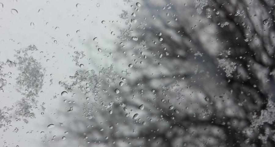 В Украине ожидаются снег, дожди и гололед