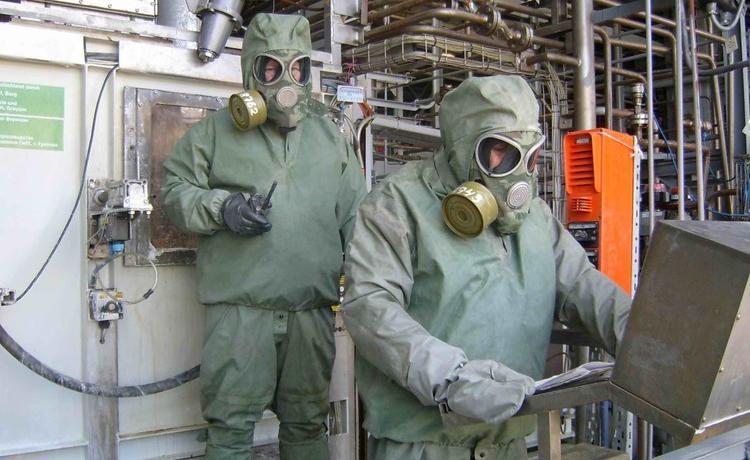 Германия объявила о полной утилизации ливийского химоружия