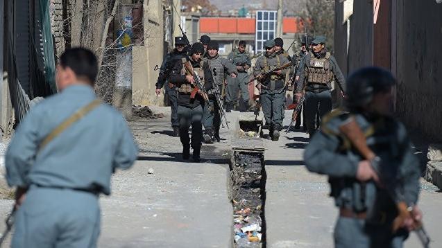 В результате атаки смертника в Кабуле убиты не менее 15 человек