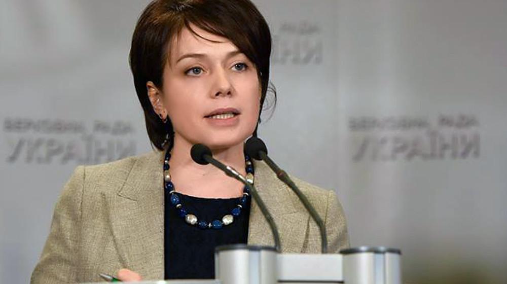 Гриневич прокомментировала изменение учебного процесса в КНУ из-за отопления