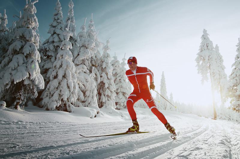Украина стала лидером европейского импорта лыж