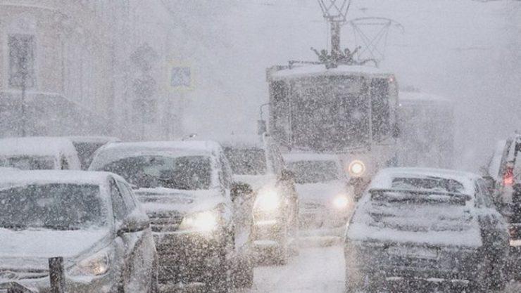 С 18 января в Украине ожидают снегопады, вьюги и мороз
