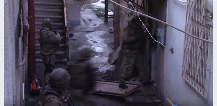 В Одессе на месте перестрелки полиция обнаружила цех по изготовлению оружия