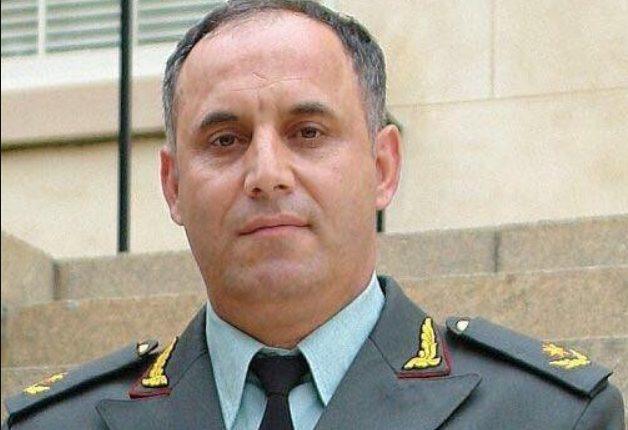 Бывший командующий Нацгвардии Грузии убит в Рустави