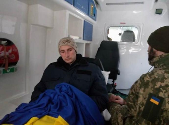 Из плена боевиков освободили еще одного заложника